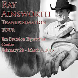 ray ainsworth transformation tour 250
